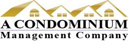 A Condominium Management Logo